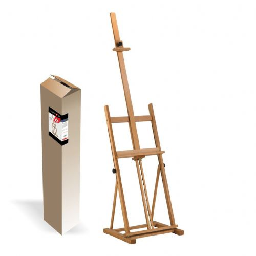 Studio Easel Toronto 2850mm - Beech Wood